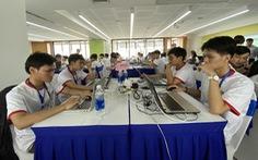 Sinh viên Việt Nam thi an toàn thông tin ASEAN