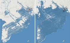 Tổng thư ký LHQ cảnh báo châu Á về kịch bản ngập lụt năm 2050