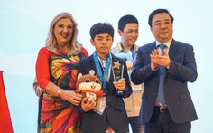 Việt Nam giành 15 HCV tại kỳ thi Olympic toán học và khoa học quốc tế 2019