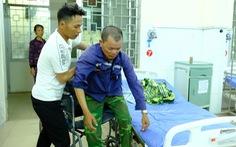 Dựng xà gồ vướng dây điện, 1 người chết, 10 người bị thương