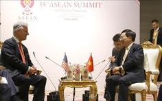 Mỹ đánh giá cao lập trường nhất quán của Việt Nam về Biển Đông
