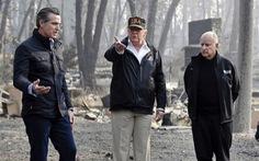 Ông Trump: 'Đừng có mà nghe mấy ông kẹ môi trường nói gì'