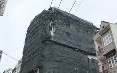Video: Xây khách sạn vượt 3 tầng ngay trung tâm Đà Lạt