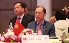 Việt Nam chất vấn Trung Quốc trong hội nghị ASEAN