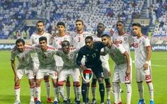 UAE công bố đội hình trận gặp Việt Nam, vắng ba trụ cột