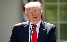 Mỹ chính thức thông báo rút khỏi Thỏa thuận Paris
