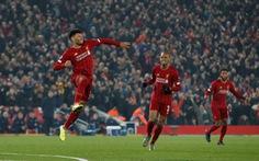 Thắng Genk bằng đội hình hai, Liverpool chiếm ngôi đầu bảng tại Champions League