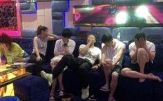 Phát hiện nhiều người Trung Quốc chơi ma túy trong quán karaoke ở Đà Nẵng