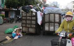 'Hà Nội sẽ khủng hoảng vì rác thải rắn'