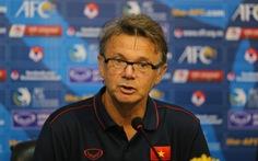 HLV Philippe Troussier: 'U19 Việt Nam lẽ ra đã ghi nhiều bàn hơn'