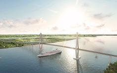 Đầu tư xây cầu Rạch Miễu 2 sẽ gần 5.000 tỉ đồng