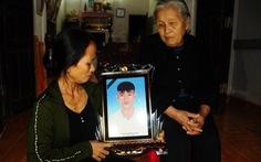 Các gia đình có con em mất tích trong vụ container đợi thông tin cụ thể từ Bộ Công an