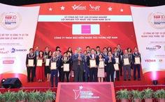 Chubb Life Việt Nam có tên trong Top 500 doanh nghiệp lợi nhuận tốt nhất Việt Nam