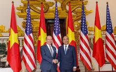 Mỹ đánh giá cao kế hoạch giảm thâm hụt thương mại của Việt Nam