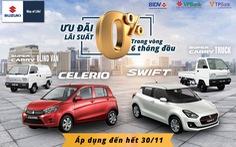 Kỷ niệm 25 năm thành lập, Suzuki ưu đãi lớn cho khách hàng