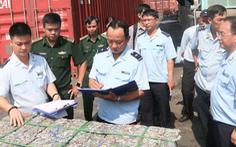 Video: Bắt gần 100 tấn nhôm phế liệu xuất lậu qua Hàn Quốc