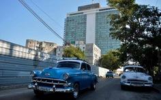 Liên Hiệp Quốc lên án Mỹ cấm vận kinh tế, khắc nghiệt với Cuba
