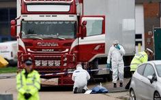 Hải Phòng có 3 nạn nhân trong số 39 người tử nạn tại Anh