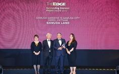 Gamuda Gardens nhận giải thưởng 'Dự án bất động sản xuất sắc ở nước ngoài'