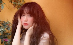 Hòa Minzy hát 'Điều buồn nhất khi yêu', xóa tin giải nghệ