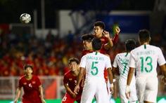 U22 Việt Nam 'công thành' liên tục, Indonesia 'thất thủ' 1-2