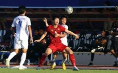 Văn Hậu đá trung vệ trận gặp U22 Indonesia tối nay