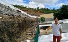 Dự án Đồi Xanh Nha Trang: phá dỡ móng, hủy xây 5 biệt thự