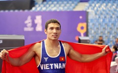 SEA Games ngày 10-12: Vật lập 2 'hat-trick', Việt Nam có huy chương thứ 88