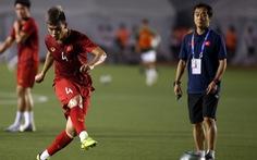 Ông Park gây bất ngờ lớn cho U22 Indonesia trong trận chung kết