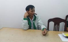Mật phục bắt quả tang tài xế taxi Mai Linh bán ma túy ở Khu kinh tế Dung Quất