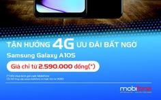 MobiFone tăng vùng phủ sóng, ưu đãi nâng cấp máy 4G cho khách
