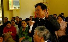 Người dân mời lãnh đạo huyện xuống khu vực gần Hòa Phát cho biết ô nhiễm