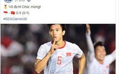 CLB Heerenveen của Đoàn Văn Hậu: 'Chúc mừng Việt Nam vô địch'