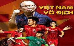 60 năm chờ đợi phút giây này: Bóng đá Việt Nam vô địch SEA Games!