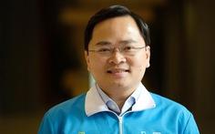 Anh Nguyễn Anh Tuấn là tân chủ tịch Hội Liên hiệp thanh niên Việt Nam khóa VIII
