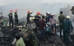 Cháy rụi 13 căn nhà gần chợ Năm Căn, một bé gái thiệt mạng