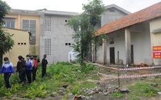 Kho thuốc bảo vệ thực vật nằm trong trường học
