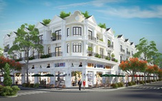 Xuất hiện Khu đô thị kiểu mẫu đáng sống tại trung tâm Nhơn Trạch