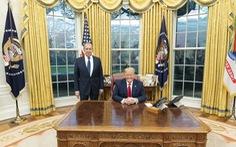 Ông Trump nói đã cảnh báo Nga không can thiệp bầu cử Mỹ