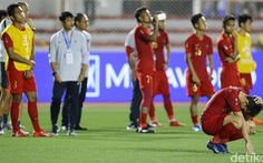 Báo Indonesia: Còn Evan Dimas, U22 Indonesia vẫn tấn công không hay