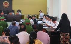 'Nhân chứng bí mật' xuất hiện tại phiên tòa xử cựu bí thư Bến Cát