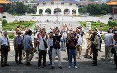 Quan chức Trung Quốc giả chuyên gia, khách du lịch xâm nhập Đài Loan?