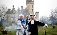 Thỏa giấc mơ đồng sở hữu lâu đài cổ ở Pháp chỉ với... 50 euro