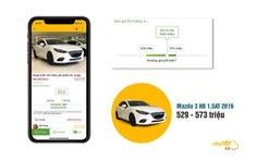 Định giá ôtô cũ theo cách mới