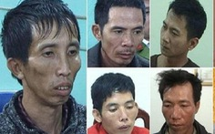 Xử lưu động 9 bị cáo cưỡng bức, giết nữ sinh giao gà