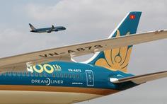 Mỗi ngày có 2.350 chuyến bay phục vụ khoảng 12 triệu khách dịp Tết