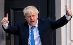 Tổng tuyển cử Anh: Đảng Bảo thủ thắng vang dội, rộng đường Brexit