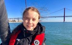 Nhân vật của năm 2019 Greta Thunberg: Nhớ nhà, nhớ trường nhưng vẫn đi