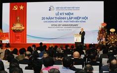 Thủ tướng: Phấn đấu 110 tỉ USD năm 2030, dệt may cần quyết tâm như 2 đội bóng