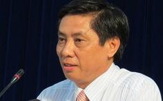 Cách chức chủ tịch UBND tỉnh Khánh Hòa